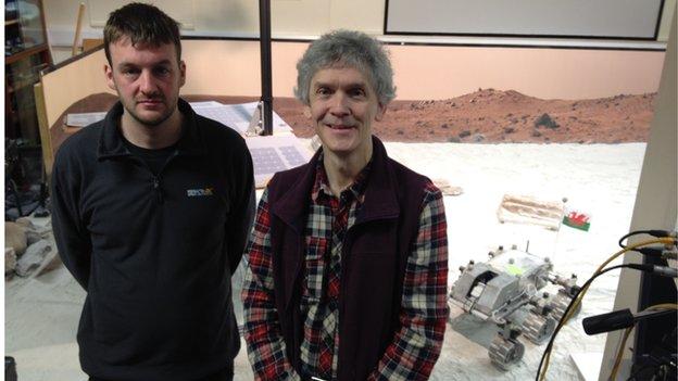 Dr Matthew Gunn a Dr Laurence Tyler