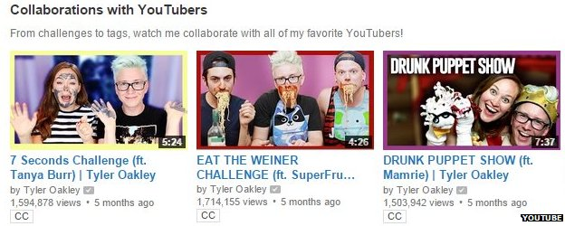 youtube screen grab