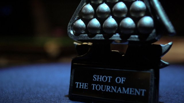 Masters 2015 shot of the tournament