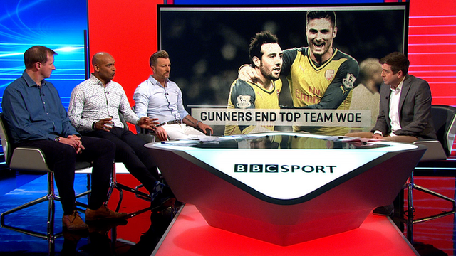Match of the Day 3: Arsenal, Hull City and Falcao discussed