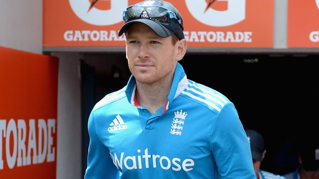 Tri-series: Eoin Morgan on England's win over India