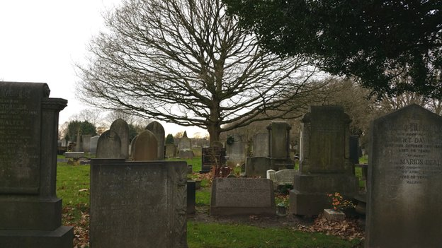 Manchester's Southern Cemetery