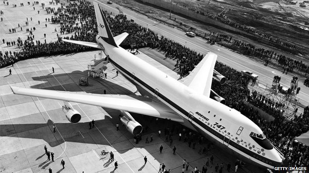 1968 Boeing 747