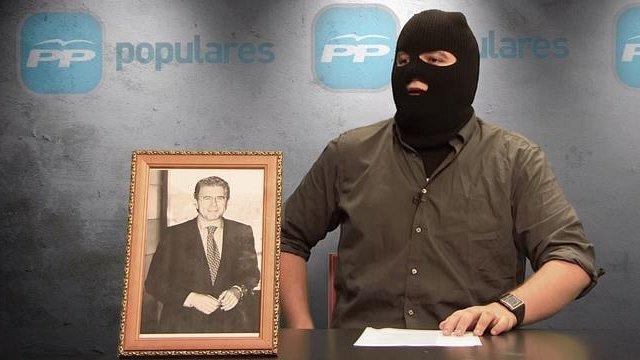 Facu Diaz, Spanish satirist.