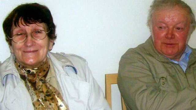 Nan and Francie O'Reilly died in their caravan in Newcastle after being overcome by carbon monoxide fumes