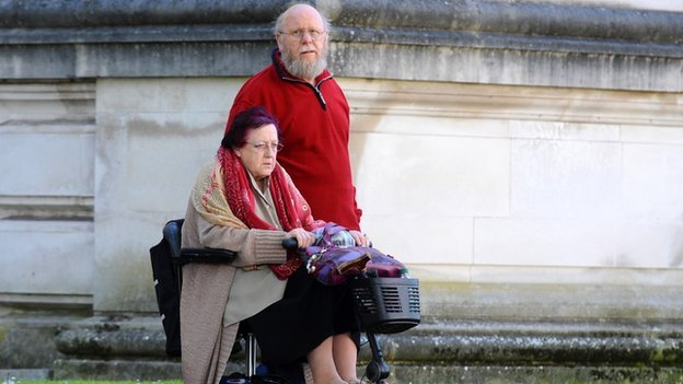 Albert a Carolee Hickman