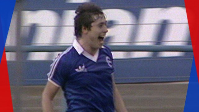 Archive: Brighton stun Man City in 1983 FA Cup