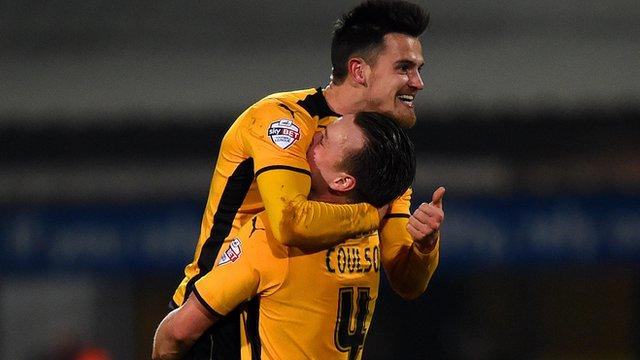 FA Cup: Cambridge United 0-0 Man United highlights