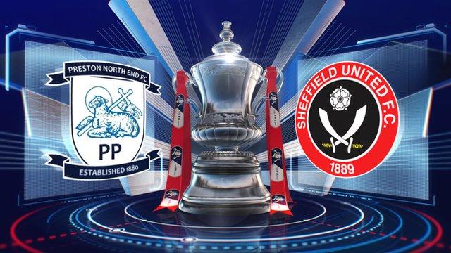 Preston North End 1-1 Sheffield United highlights