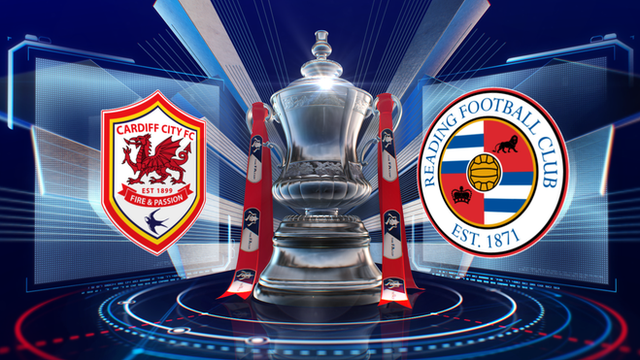 FA Cup: Cardiff City 1-2 Reading highlights