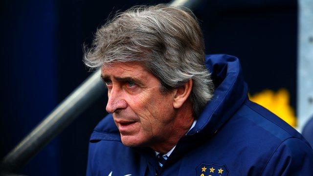 Man City 0-2 Middlesbrough: Pellegrini says side got nervous