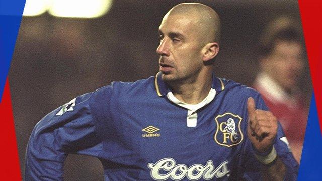 FA Cup archive: Chelsea stun Liverpool in 1997 comeback