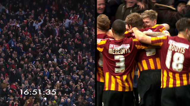 FA Cup 2015: Bradford shock Chelsea as Middlesbrough beat City