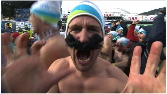 World ski-cross: Filip Flisar sends fans into rapture