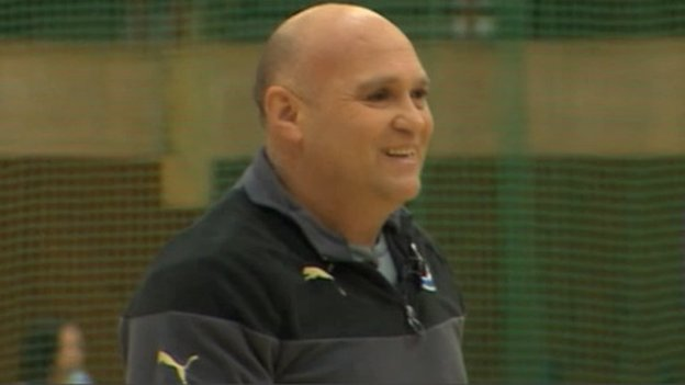 Paul Matheson is the first 'zero vision' football coach