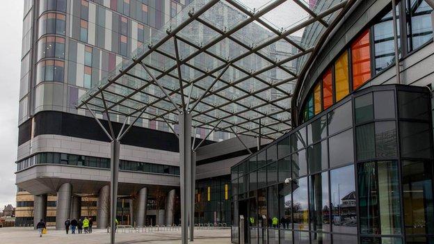 South Glasgow Hospitals Campus