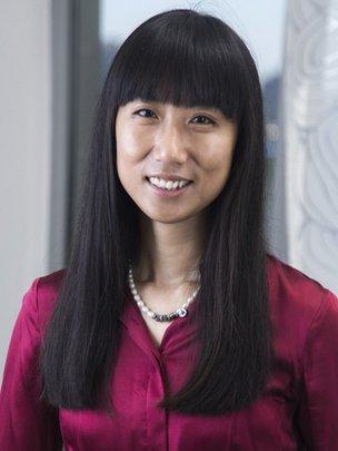 China analyst Yanmei Xie,