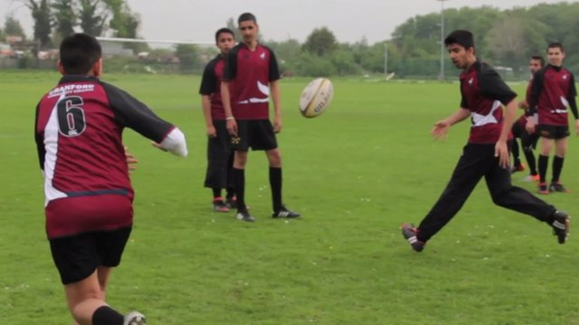 BBC Get Inspired: Grassroots Rugby Union