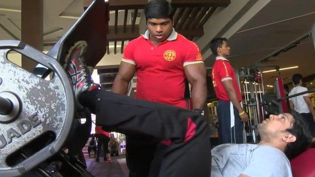 Mumbai gym