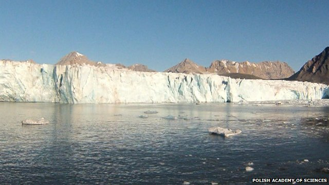 Picture of iceberg