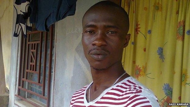 Saio Kamara