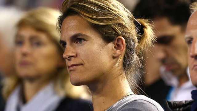 Andy Murray coach Amelie Mauresmo
