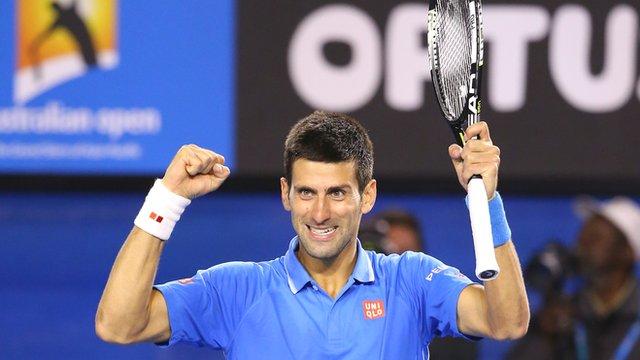 Novak Djokovic relishing Andy Murray 'challenge'
