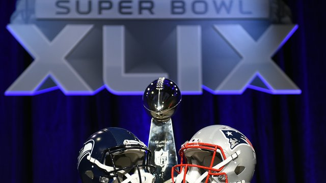 Superbowl XLIX preview: New England Patriots v Seattle Seahawks