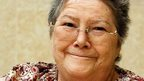 Australian writer Colleen McCullough