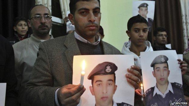 Jawdat Safi, brother of Islamic State captive Jordanian pilot Muath al-Kasaesbeh
