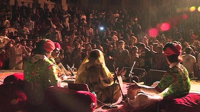 Musicians in Pakistan