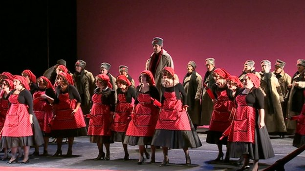 Opera Genedlaethol Cymru