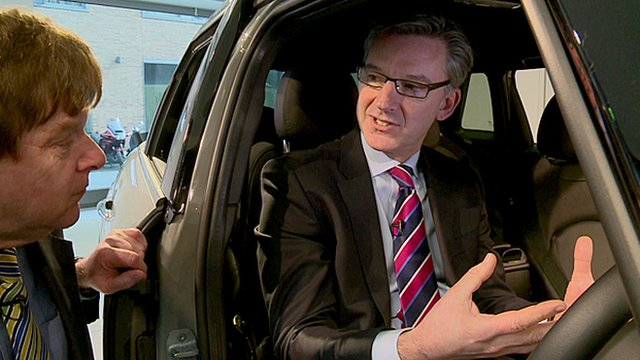Nigel Cassidy talks to Mike Hawes, the chief executive of the Society of Motor Manufacturers and Traders (SMMT)