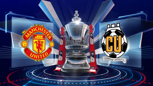 Manchester United 3-0 Cambridge United