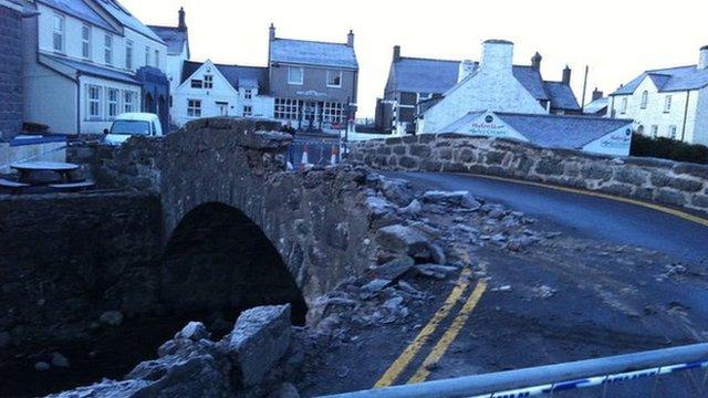 Pont Aberdaron