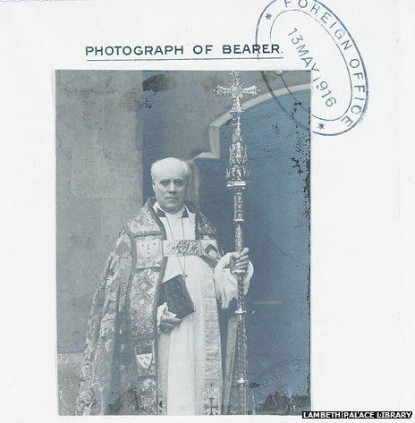 Archbishop Davidson