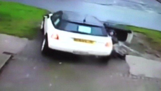 Carjacking in Birmingham