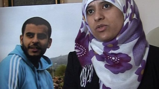 Ibrahim Halawa's sister Somaia said the family was concerned over his state of mind