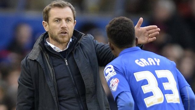 Birmingham City winger Demarai Gray has been given his big chance under Blues boss Gary Rowett