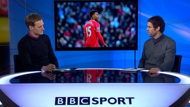 Dan Walker is joined by Kevin Kilbane for this week's Football Focus