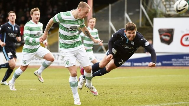 Dundee v Celtic