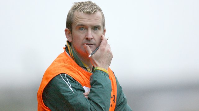 Gary McDaid is a coach and selector with the Donegal senior football team