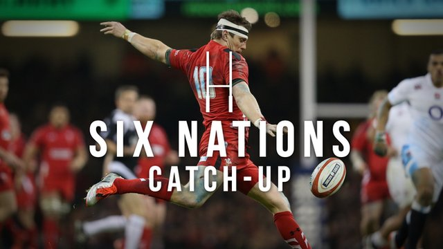 Six Nations Catch-Up - Week 1