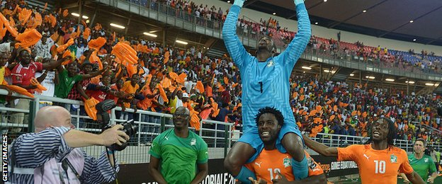Ivory Coast captain Yaya Toure