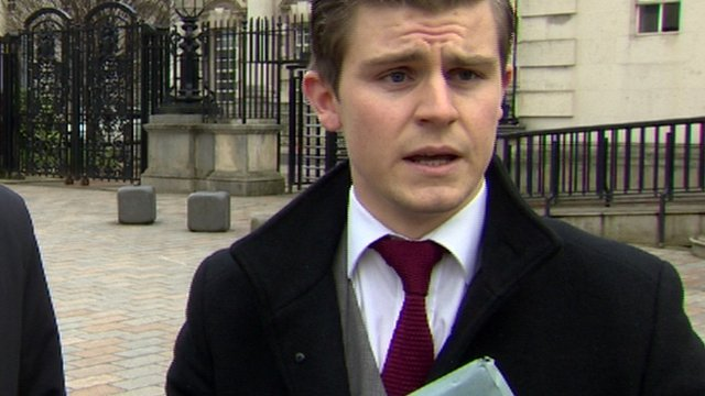 Solicitor Darragh Mackin said the appointment of Amal Clooney was 'very significant'