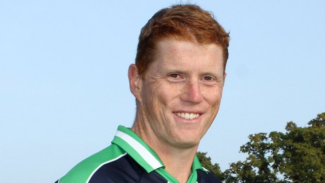 Ireland all-rounder Kevin O'Brien
