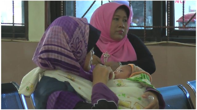 Indonesia clinic