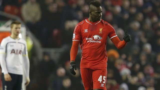 Mario Balotelli deserves the limelight says Colin Pascoe