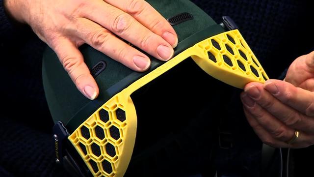 New cricket helmet design explained