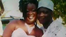 Mr and Mrs Gbla